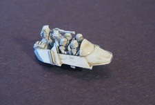 Venturian Grav Sled w/Marine/Lift Infantry Crew